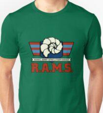 Barnyard Commandos - R.A.M.S. - Logo - Color T-Shirt
