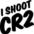 I shoot CR2 by Robin Lund