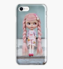 Window to the pink soul iPhone Case/Skin