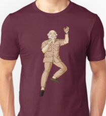 The Karate Kid - Mr. Miagi - Color T-Shirt