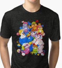 Popples - Group - Color Tri-blend T-Shirt