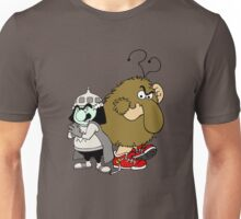 Rainbow Brite - Group - Lurky & Murky - Color Unisex T-Shirt