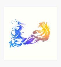 Lámina artística Final Fantasy X