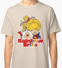 Camiseta clásica Rainbow Brite - Grupo - Rainbow & Twink - Grande - Color