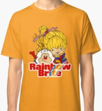 Rainbow Brite - Group - Rainbow & Twink - Large - Color Classic T-Shirt
