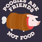 Poogies Are Friends - Not Food! Monster Hunter by TheCHEWER