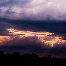 A Threatening Sky by Larry Llewellyn