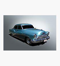 Buick Super Eight Photographic Print