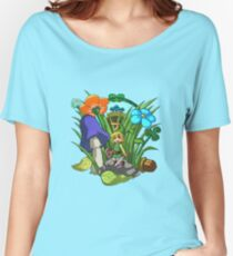 Legend of Zelda: Minish Cap Women's Relaxed Fit T-Shirt