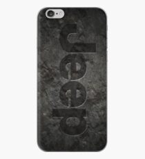 Jeep rock logo iPhone Case