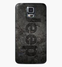 Jeep rock logo Case/Skin for Samsung Galaxy