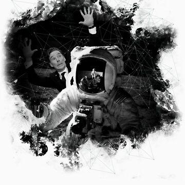 Benedict Photobomb Oscar by jessvasconcelos