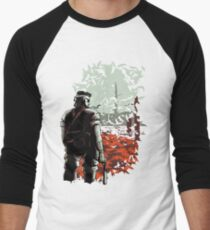 Big Boss Men's Baseball ¾ T-Shirt