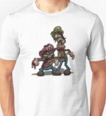 Zombie Mario & Luigi T-Shirt