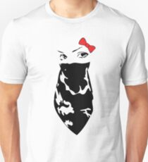 Cute Graffiti Girl T-Shirt