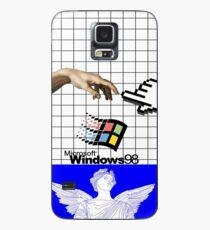 WINDOWS 98 VAPORWAVE CASE Case/Skin for Samsung Galaxy