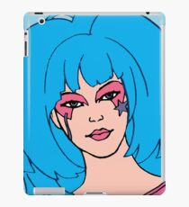 Jem and The Holograms - Aja #2 Face - Tablet & Phone Cases iPad Case/Skin