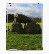 The Giants Ring, Northern Ireland iPad Case/Skin