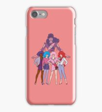Jem and The Holograms - Group #2 Red - Tablet & Phone Cases iPhone Case/Skin