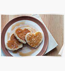 love pancakes.. Poster