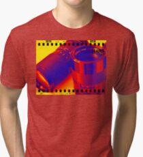 Photographic Lenses Tri-blend T-Shirt
