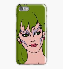 Jem and The Holograms - Pizzazz - Face - Tablet & Phone Cases iPhone Case/Skin