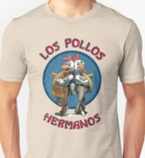 Los Pollos Hermanos Slim Fit T-Shirt