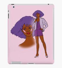 Jem and The Holograms - Shana #1 Pink - Tablet & Phone Cases iPad Case/Skin