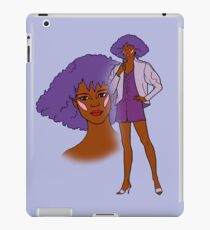 Jem and The Holograms - Shana #1 Purple - Tablet & Phone Cases iPad Case/Skin
