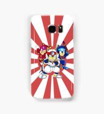 Samurai Pizza Cats - Table & Phone Cass Samsung Galaxy Case/Skin