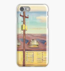Above the Office iPhone Case/Skin