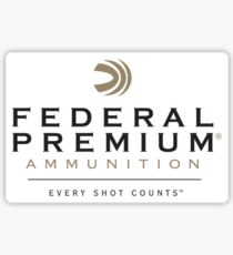 Federal Ammunition Sticker