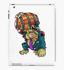 Zombie Donkey Kong iPad Case/Skin