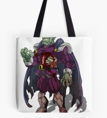 Zombie M Bison (Street Fighter) Tote Bag