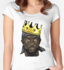 King Omar Women's Fitted Scoop T-Shirt