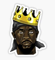 King Omar Sticker