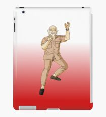 The Karate Kid - Mr. Miagi - Color iPad Case/Skin