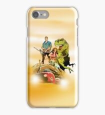Cadillacs and Dinosaurs - Tablet & Phone Cases iPhone Case/Skin