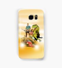 Cadillacs and Dinosaurs - Tablet & Phone Cases Samsung Galaxy Case/Skin