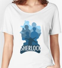 Sherlock ~  A Study to the Fall Women's Relaxed Fit T-Shirt