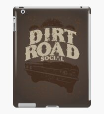 Ride the Dirt iPad-Hülle & Skin