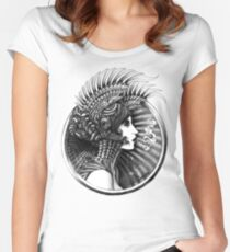 Valkyrie Women's Fitted Scoop T-Shirt