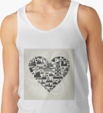 Industry heart2 T-Shirt