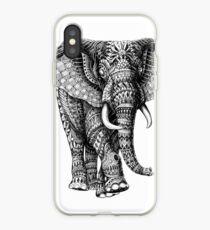 Ornate Elephant v.2 iPhone Case