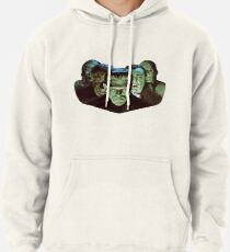 Gang of Monsters  Pullover Hoodie