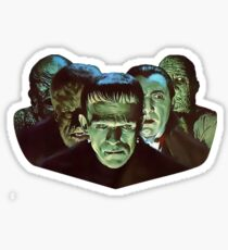 Gang of Monsters  Sticker