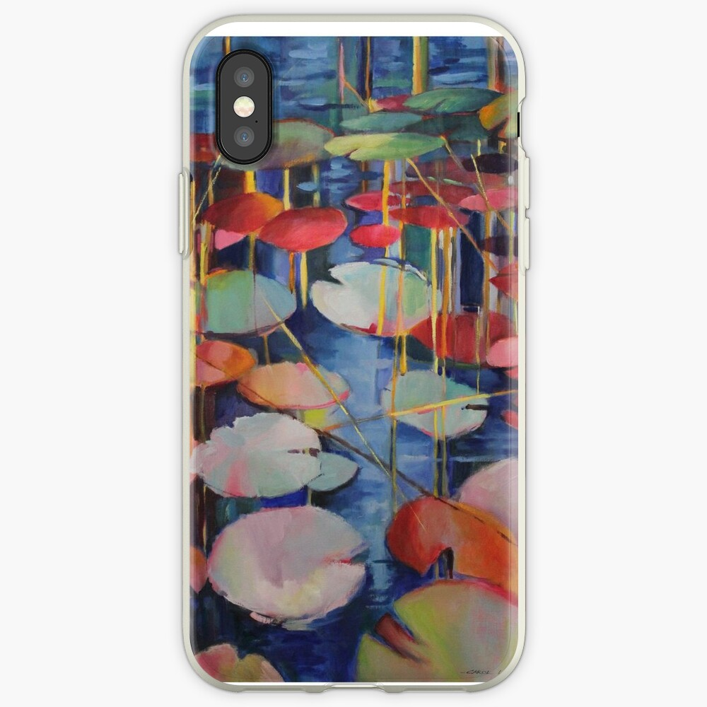 Nymphea iPhone Case & Cover
