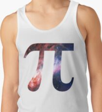 Pie Symbol 3.14 [Omega Nebula] | Mathematix Tank Top