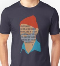 Team Zissou's Mission Objective T-Shirt