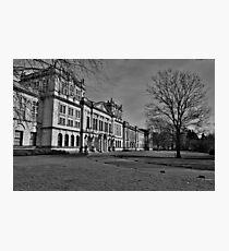 Main Building, Cardiff University Photographic Print